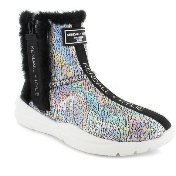 Kendall Kylie Nala Boot 8 And 9